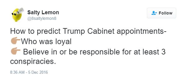 Eligibility Criteria For Cabinet Position