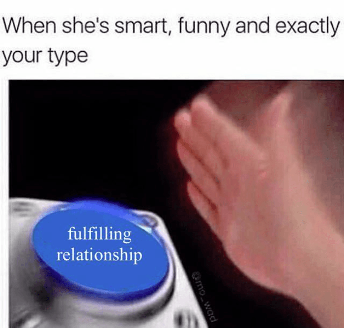Fulfilling Relationship