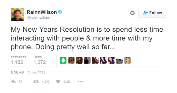 Funniest New Years Resolutions