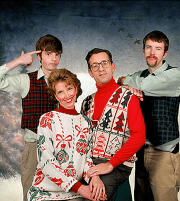 Funny Christmas Family Photos