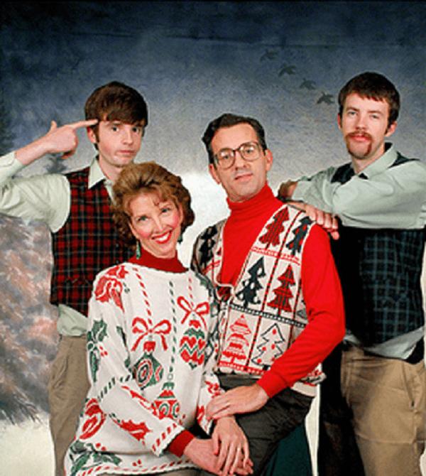 Funny Christmas Family Photos