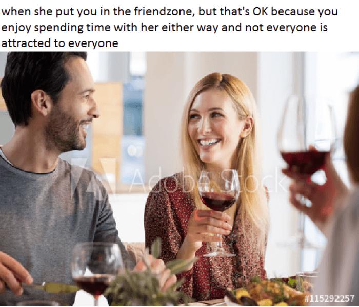 Good Friendzone