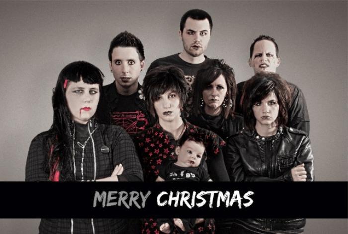 Goth Christmas