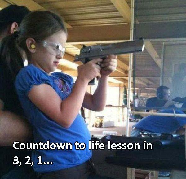 Gun Life Lesson