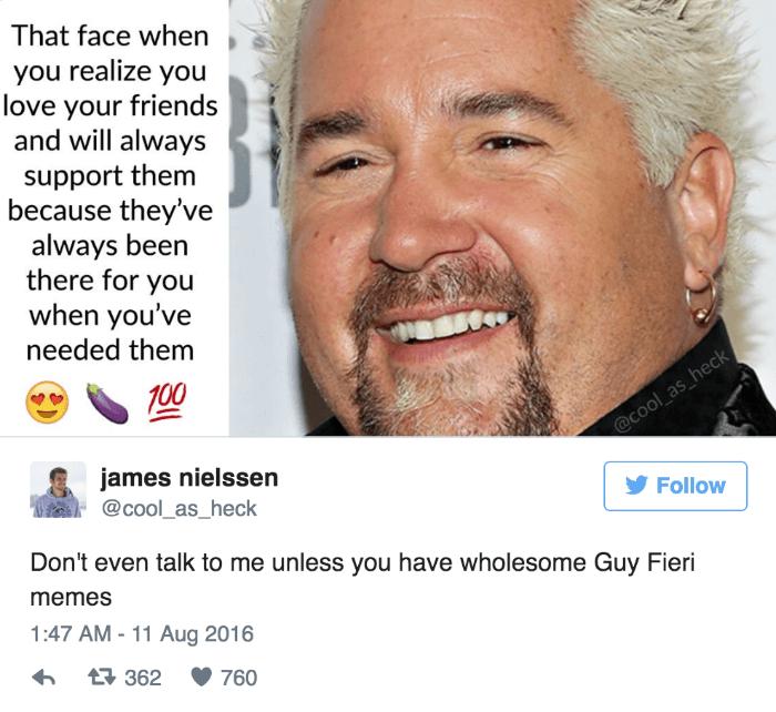 Guy Fieri Memes