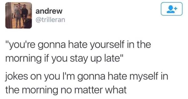 Hate Yourself