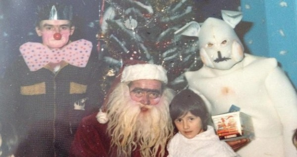 Creepiest Santas Ever