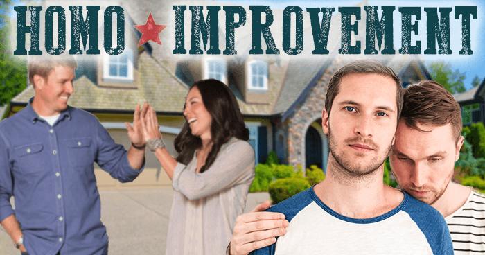 Homo Improvement