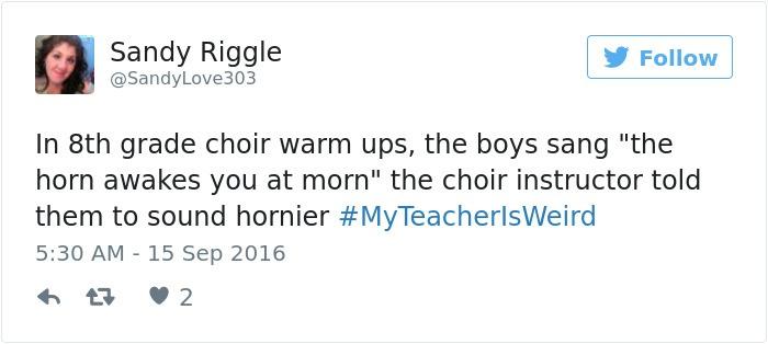 Horny Choir Song