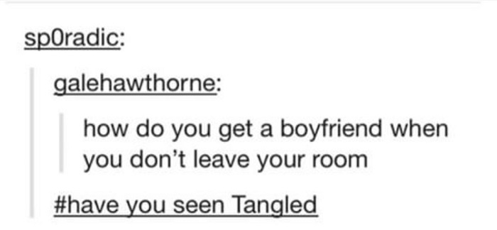 How You Get A Boyfriend