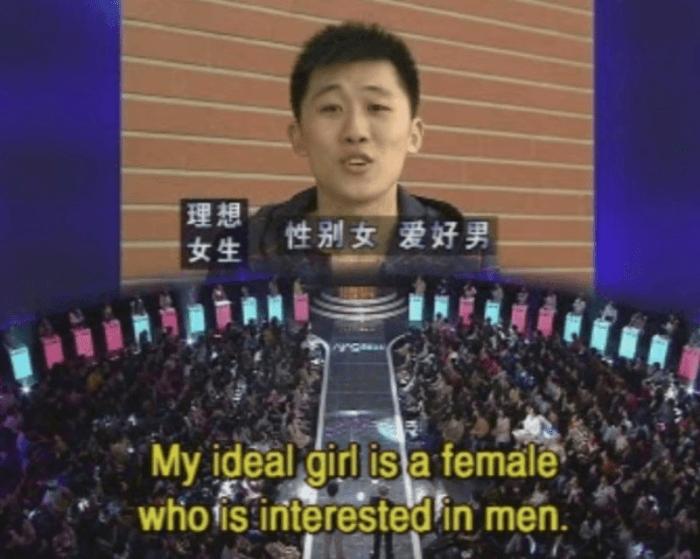 Interested In Men