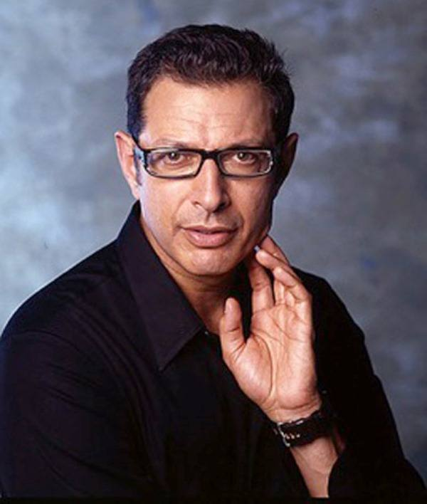 Jeff Goldblum Portrait Picture