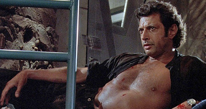 Jeff Goldblum Sex God