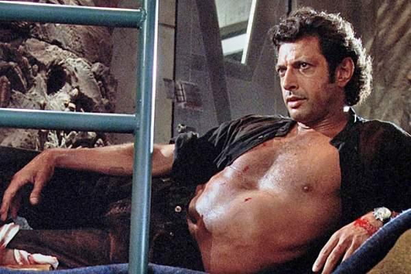 Jeff Goldblum Sexy Hunk