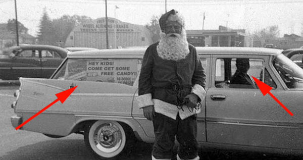 Jolly Old St Kidnap