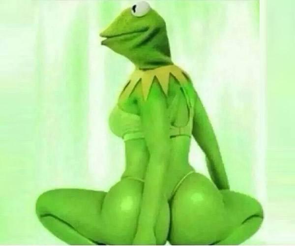 Kermit Ass