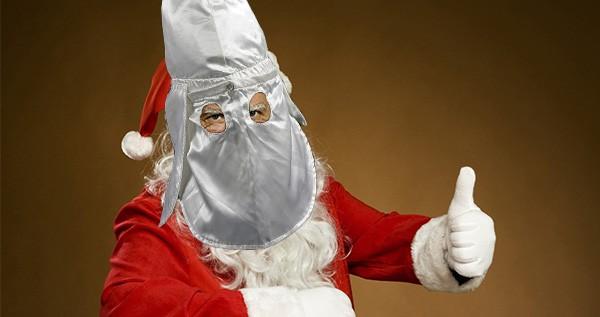 Kkk Santa