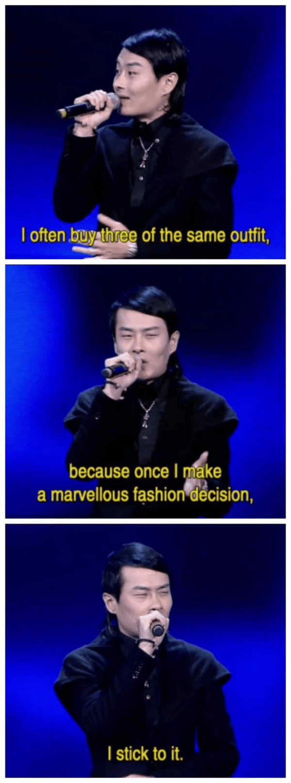 Mervellous Fashion Decision