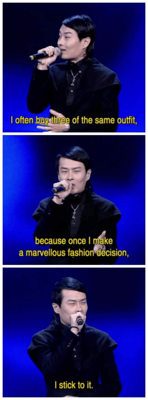 Mervellous Fashion Decision