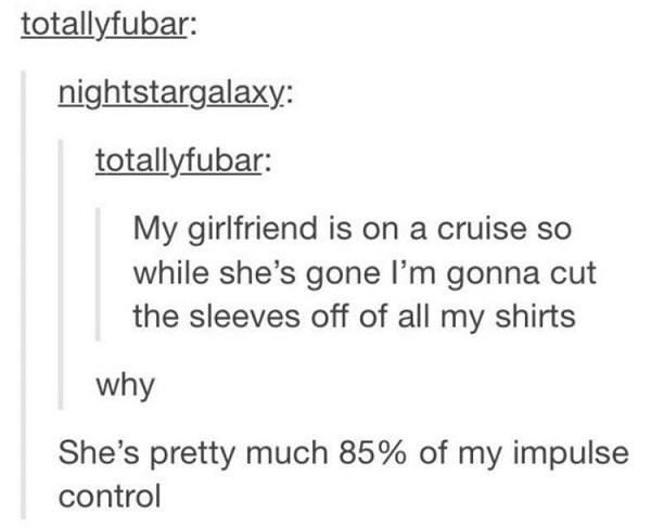 My Impulse Control