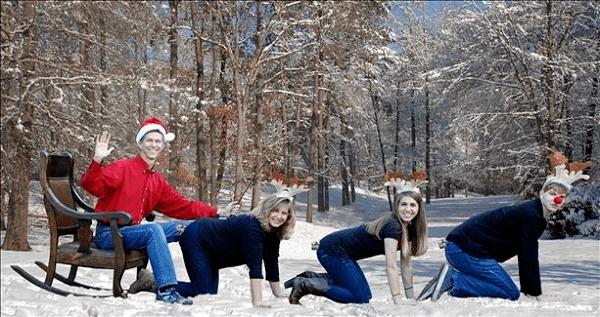 Naughty Horny Family Photo
