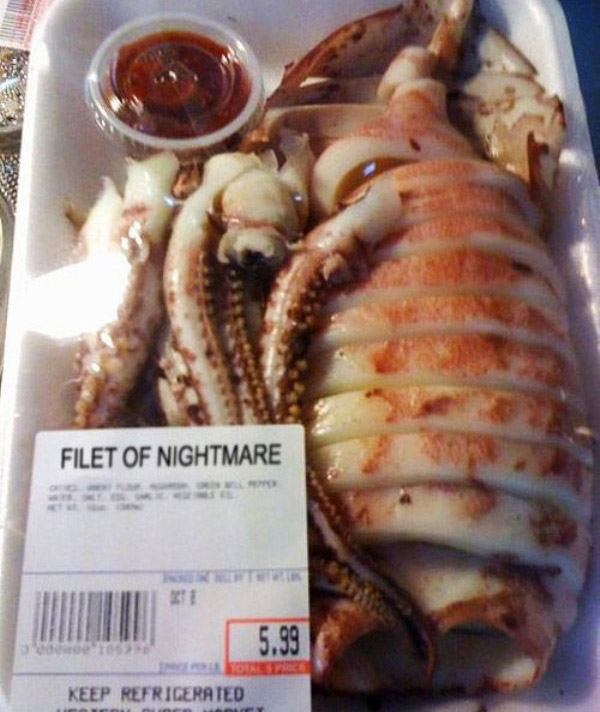 Nightmare Filet