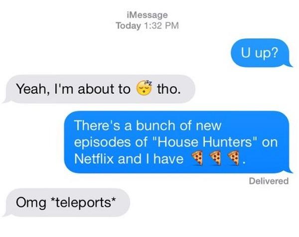 Netflix Memes Teleports