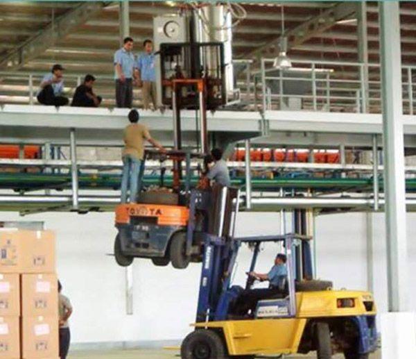 Redneck Solutions Forklifts
