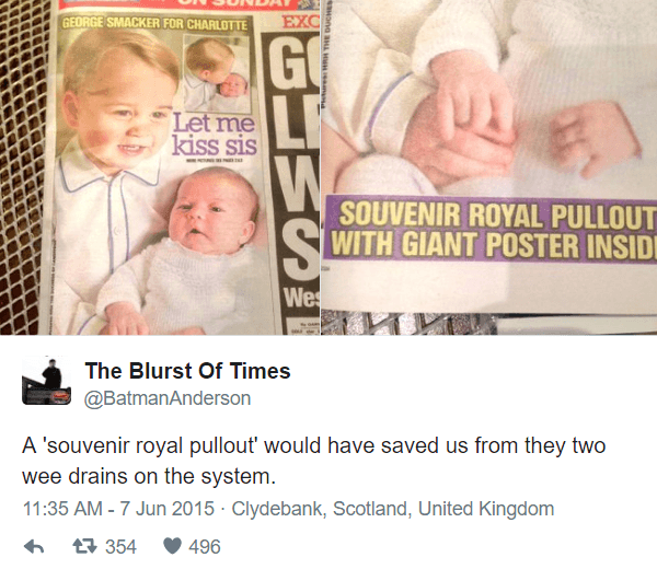 Royal Pullout