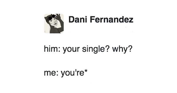 Single People Things