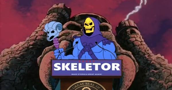 Skeletor Elect