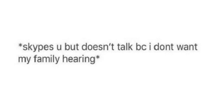 Skypes But Doesnt Talk