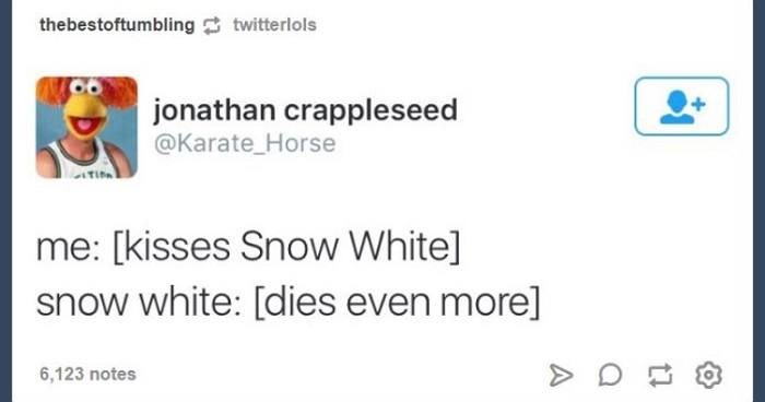 Snow White Dies More