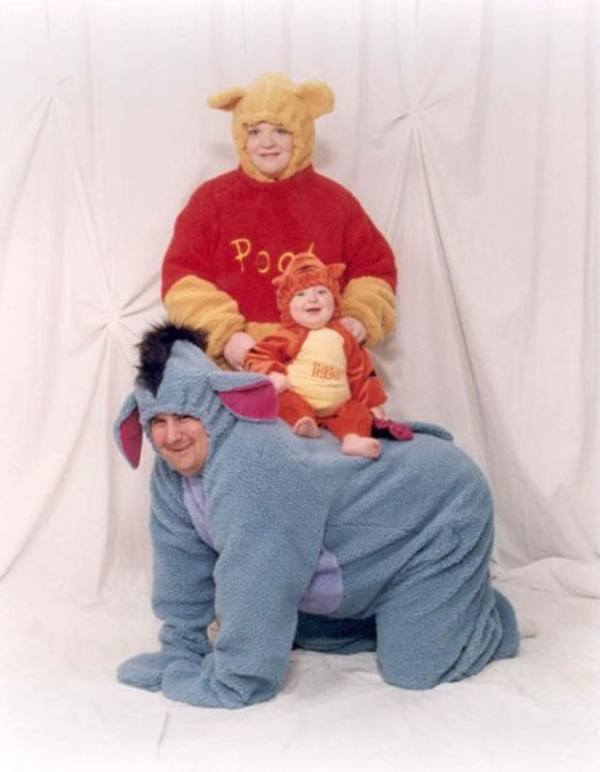 WTF Family Pictures