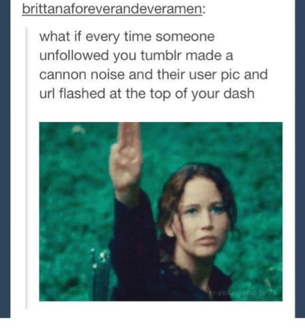 Tumblr Hunger Games
