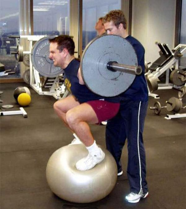 Ultimate Gym Fail In 3 2 1