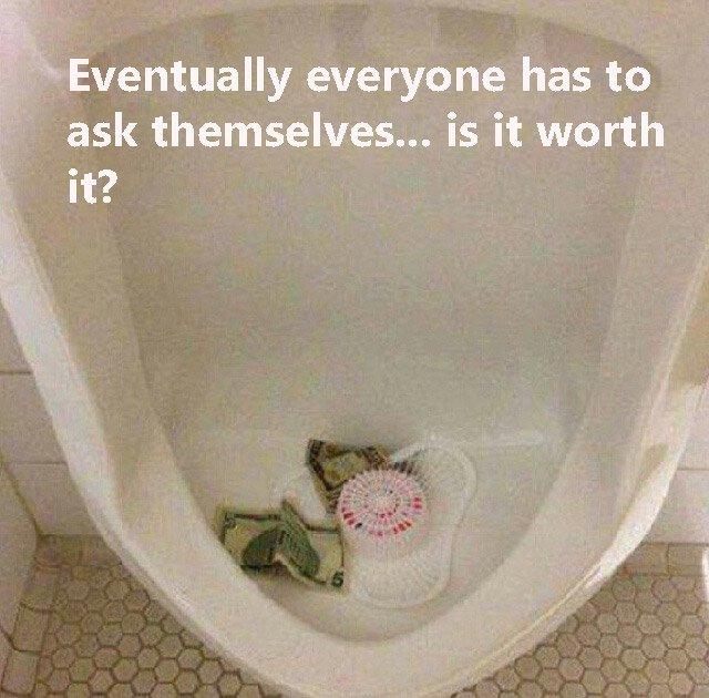 Urinalmoney
