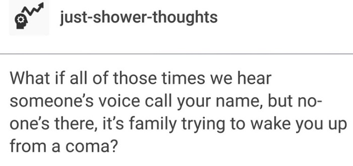 Voices Family Coma