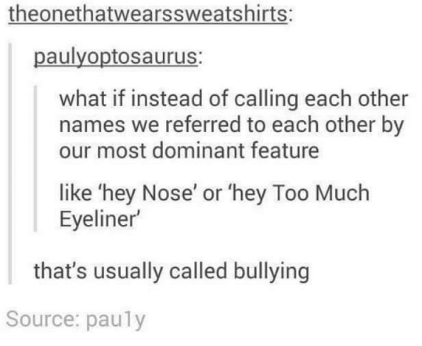 What If Bullying
