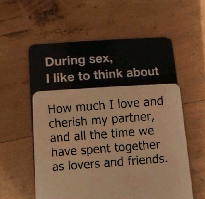 Wholesome Cards Against Humanity