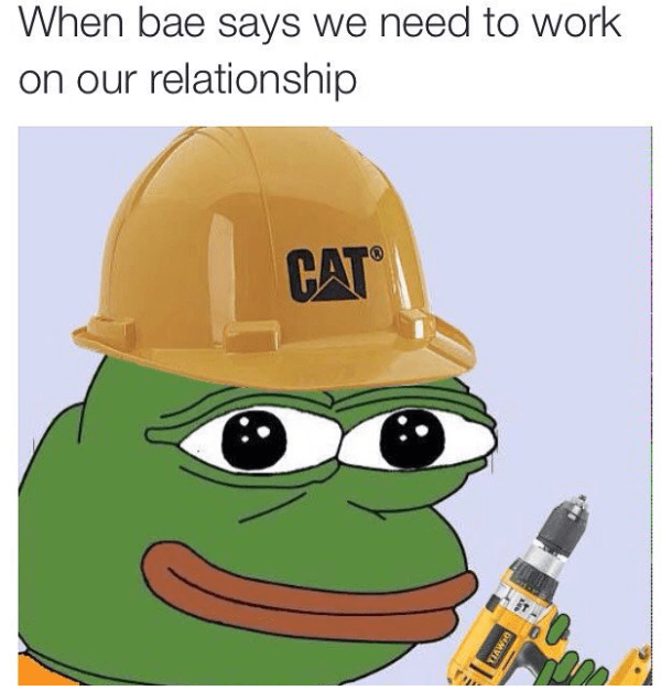 Working On Relationship