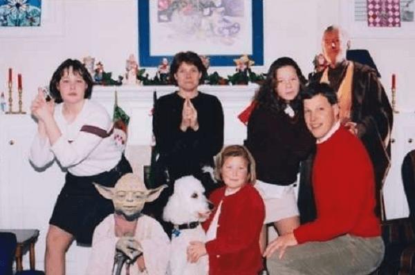 Yoda Sends Regard
