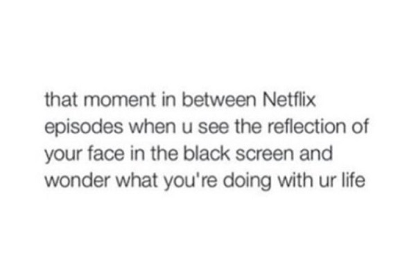 Your Reflection Between Episodes