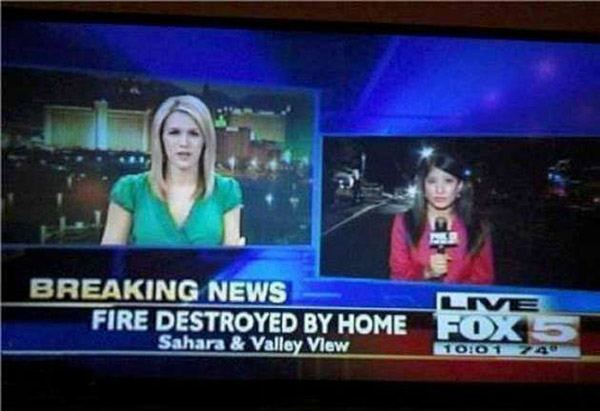 Fire Destroyed By Home News