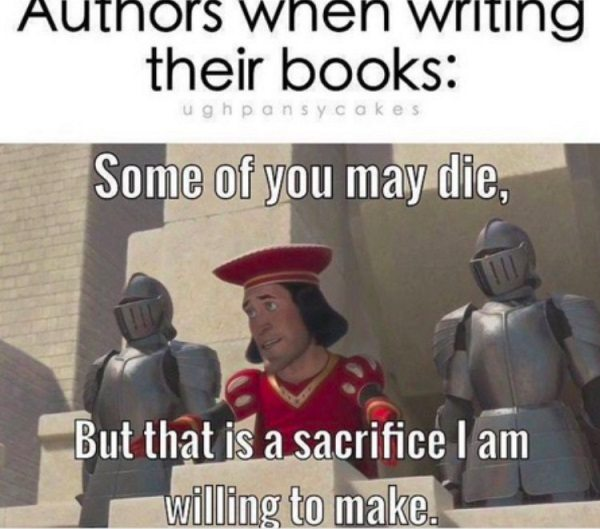 A Sacrifice Im Willing To Make