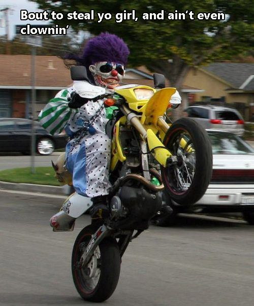 Clown Moto