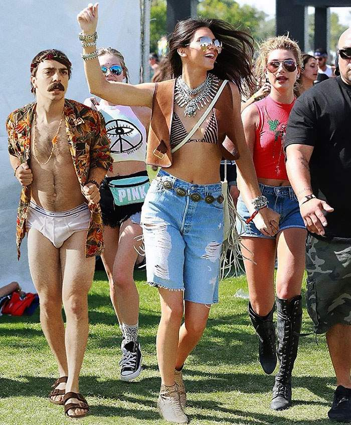 Coachella With Kendall Jenner