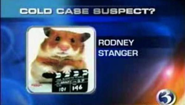 Cold Case Suspect Hamster