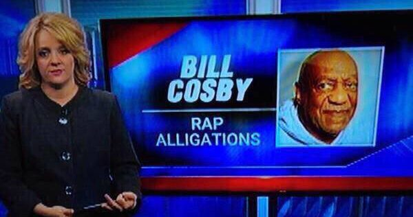 Cosby Rap Allegations