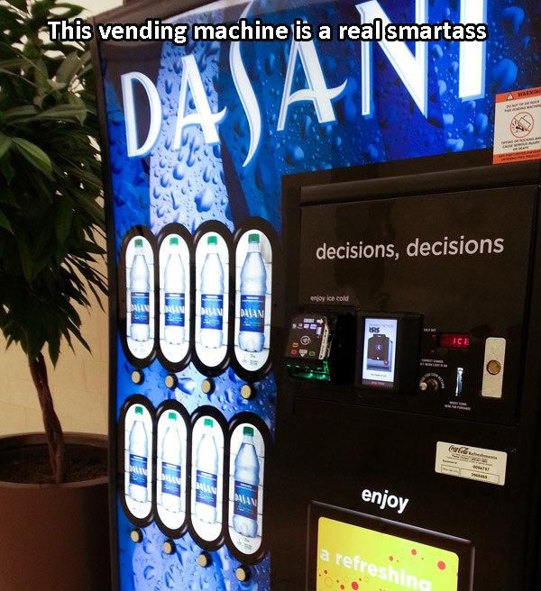 Dasani Decisions